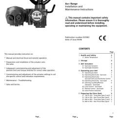 Rotork Wiring Diagram Awt Hdmi To Vga Pinout E370e Range Installation And Maintenance Instruction Valve Switch