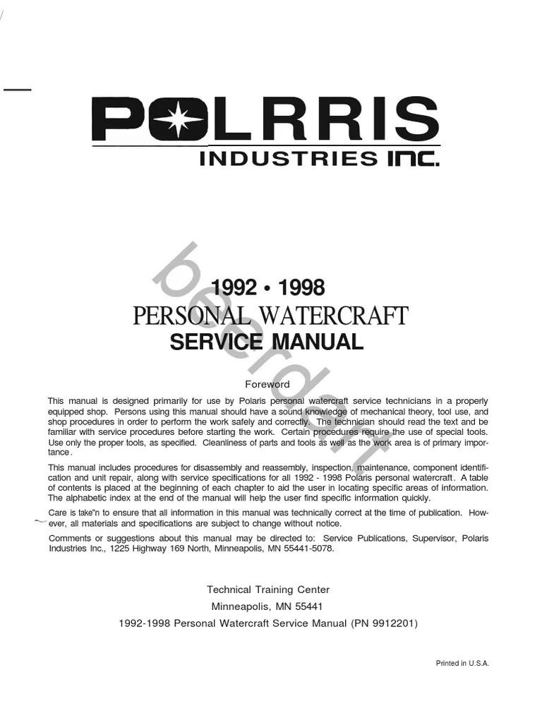 medium resolution of 1998 polari 600 xlt wiring diagram