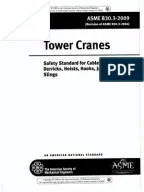 Tower Crane Daily Inspection Form