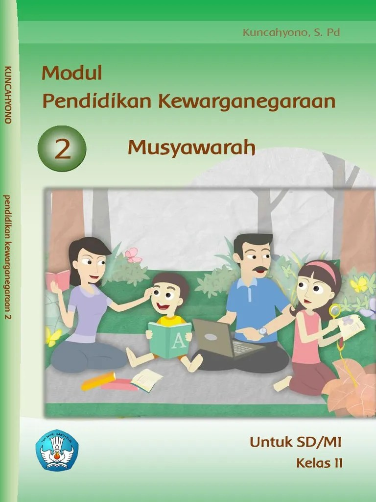 Contoh Musyawarah Di Sekolah : contoh, musyawarah, sekolah, Modul, Musyawarah, Kelas
