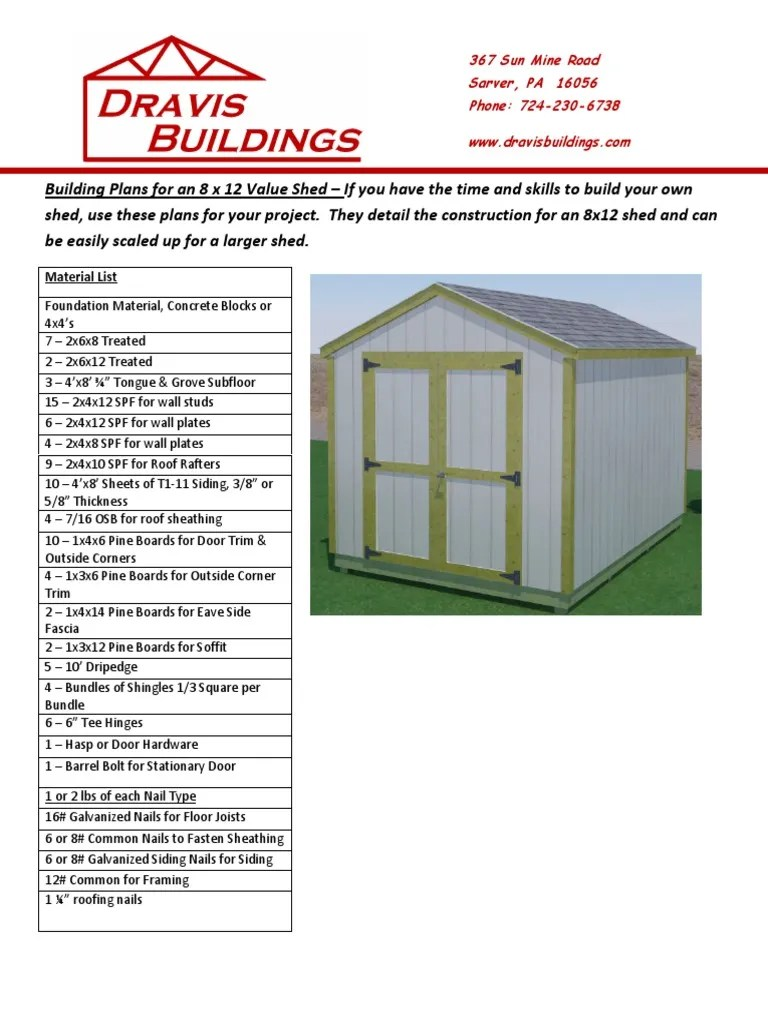 medium resolution of dr avis buildings free plans framing construction building technology
