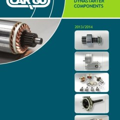 Lucas Dynastart Wiring Diagram Process Template Word Cargo Components For Alternators And Starters Aftermarket Automotive Electromagnetism
