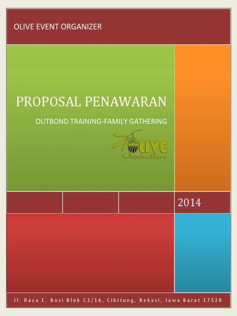 Contoh Proposal Event Organizer Family Gathering : contoh, proposal, event, organizer, family, gathering, Proposal, Gathering, Event, Pigura