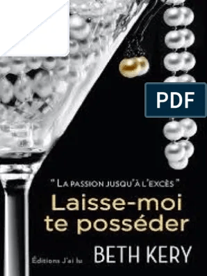 Laisse Moi Te Posseder Pdf : laisse, posseder, Laisse-moi-te-posseder-beth-kery.pdf, Sourire, Champagne