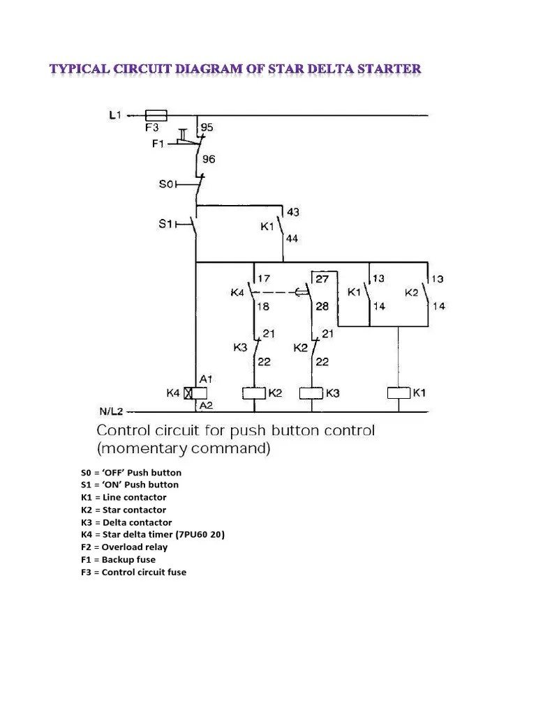 hight resolution of nice star delta circuit diagram images gallery star delta motor starter explained in details eep star delta starter to motor wiring diagram wiring
