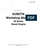 Kubota Rck60b_22bx Mower Deck Parts Manual