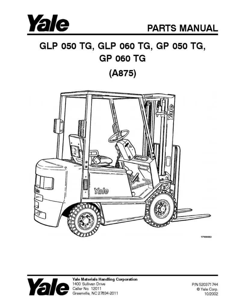 hight resolution of yale glp050 wiring diagram wiring diagram dat yale glc050 wiring diagram