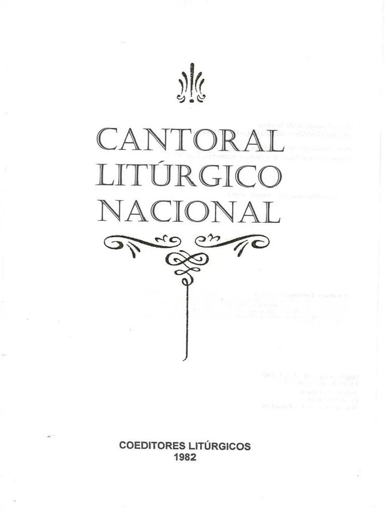 Cantoral Liturgico Nacional.pdf