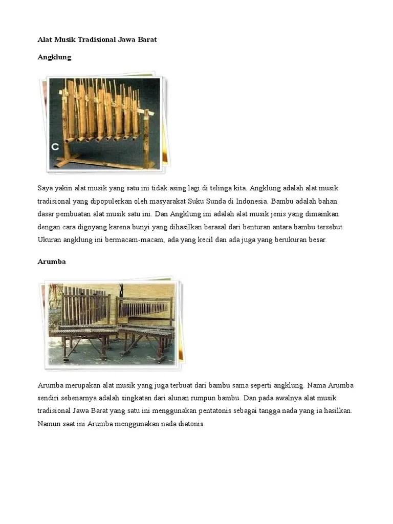 Tataganing Merupakan Alat Musik Yang Menggunakan Tangga Nada : tataganing, merupakan, musik, menggunakan, tangga, Musik, Tradisional, Barat