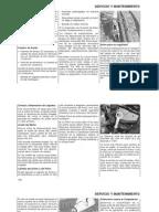 manual de matenimiento tsuru