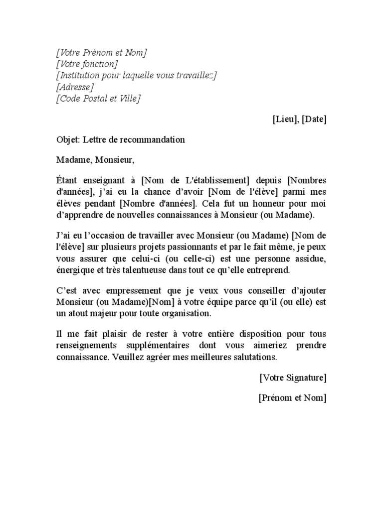 Monsieur Madame Ou Madame Monsieur : monsieur, madame, Lettre, Recommandation