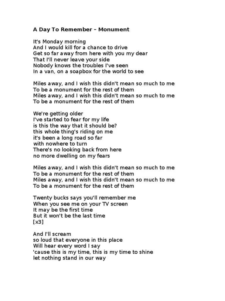 Lirik Lagu Here Without You : lirik, without, Lirik