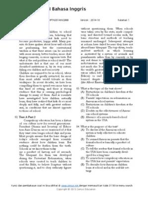 Ċ, kunci soal olimpiade sains nasional matematika.pdf. Download Pembahasan Soal Sbmptn Pdf