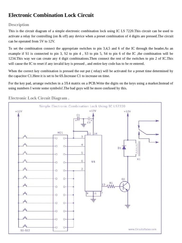 combination circuit diagram [ 768 x 1024 Pixel ]
