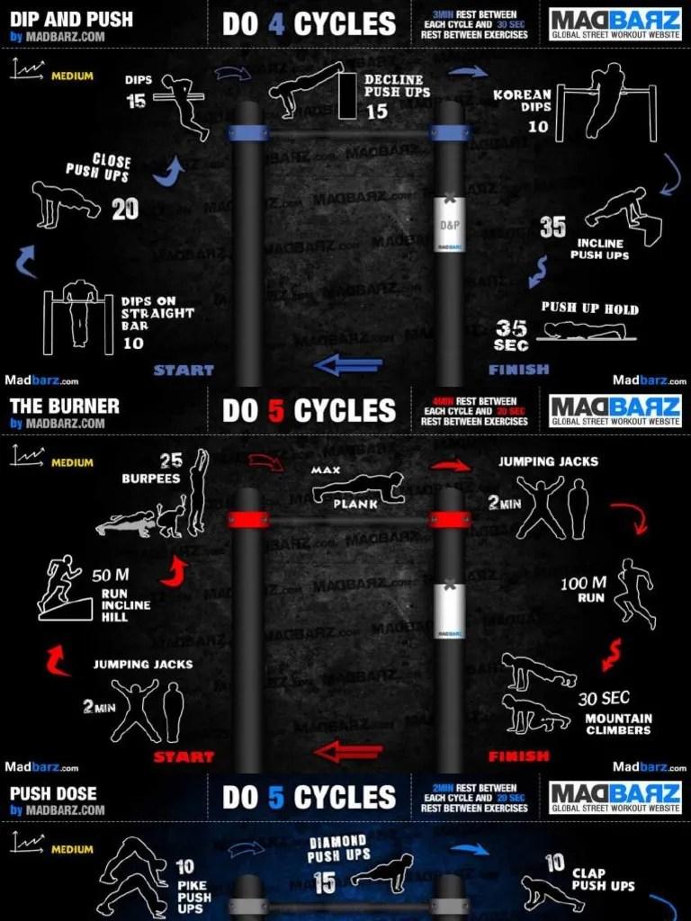Madbarz Premium - Madbarz - Bodyweight Workouts