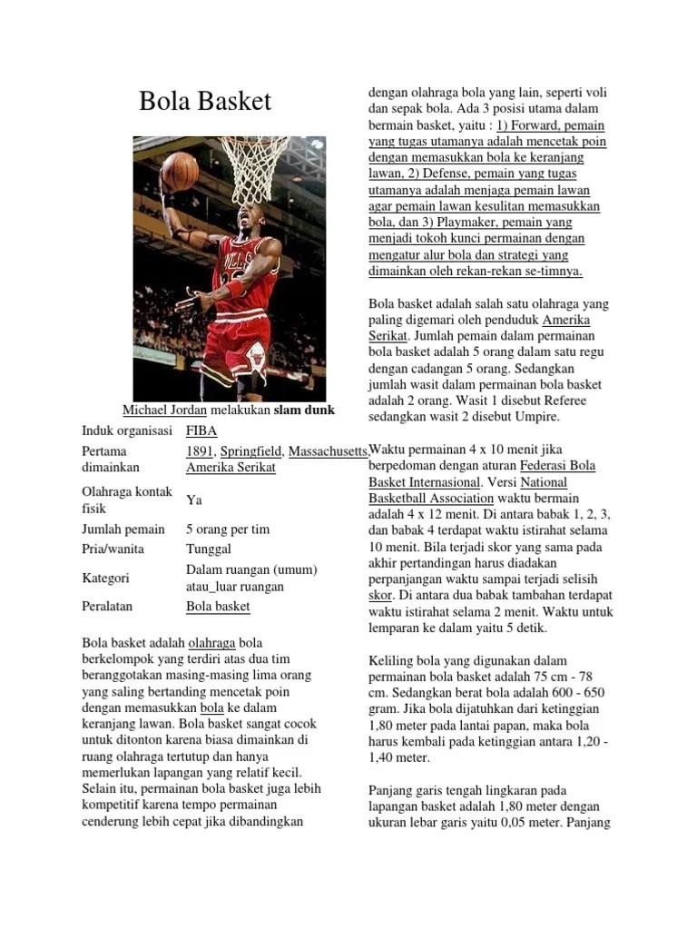 Tugas Playmaker Dalam Bola Basket : tugas, playmaker, dalam, basket, Basket