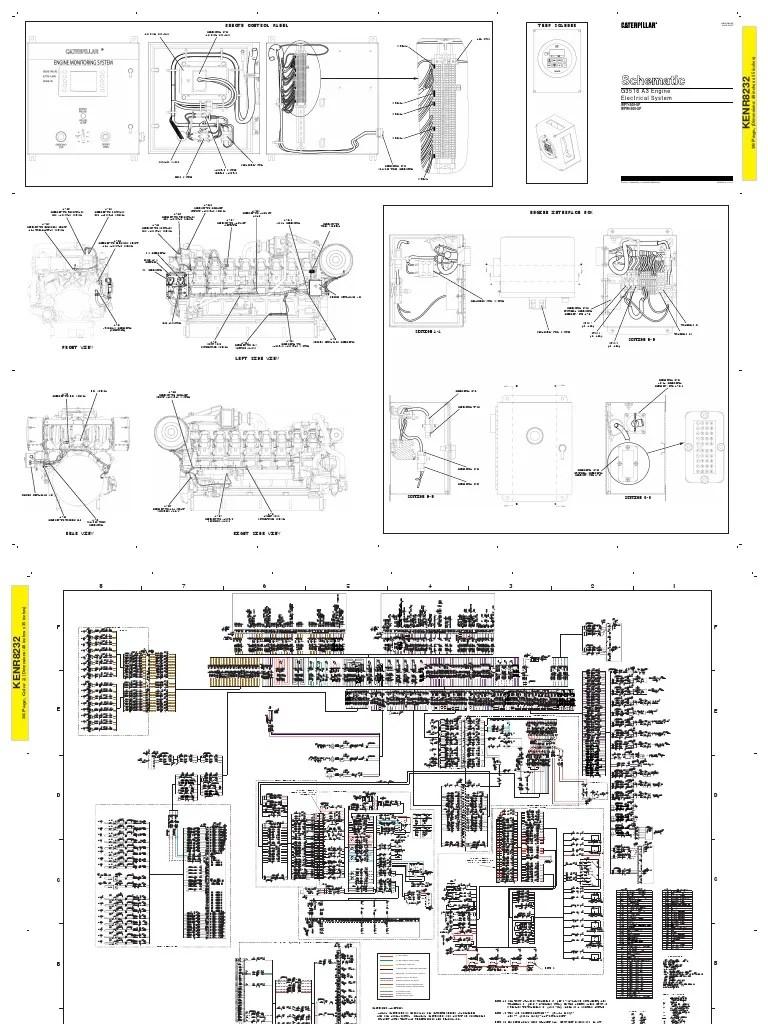 medium resolution of 3516 caterpillar wiring diagrams wiring diagram list 3516 caterpillar wiring diagrams