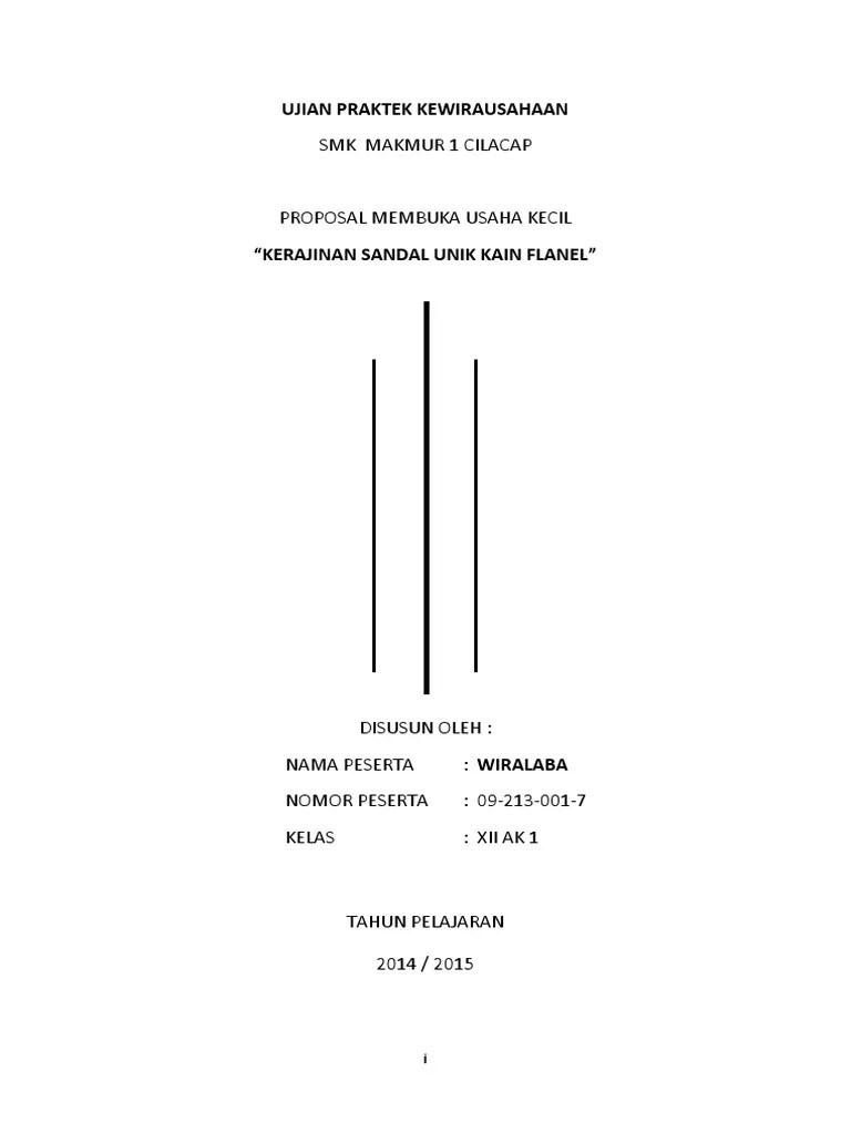 Contoh Proposal Makanan Unik : contoh, proposal, makanan, Contoh, Proposal, Usaha.pdf