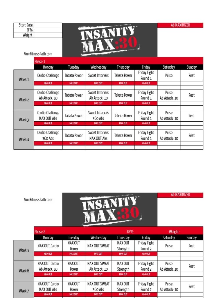 Insanity Max 30 Download : insanity, download, Insanity, Maximizer