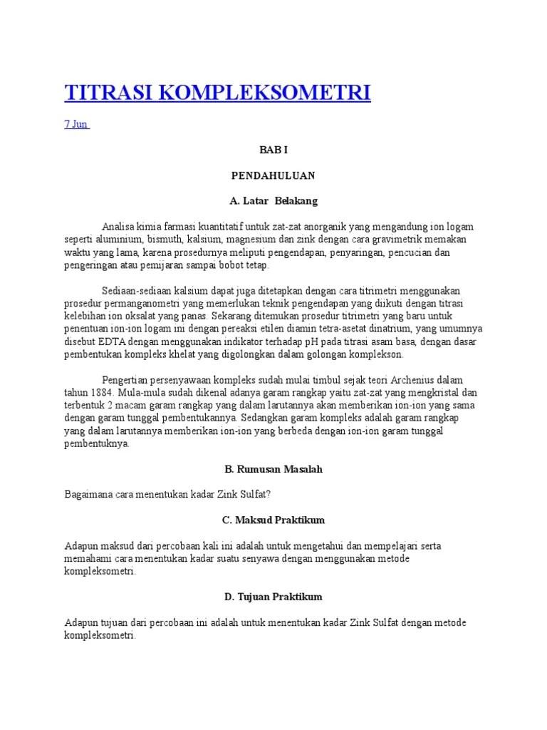 Titrasi Kompleksometri Pdf : titrasi, kompleksometri, TITRASI, Kompleksometri
