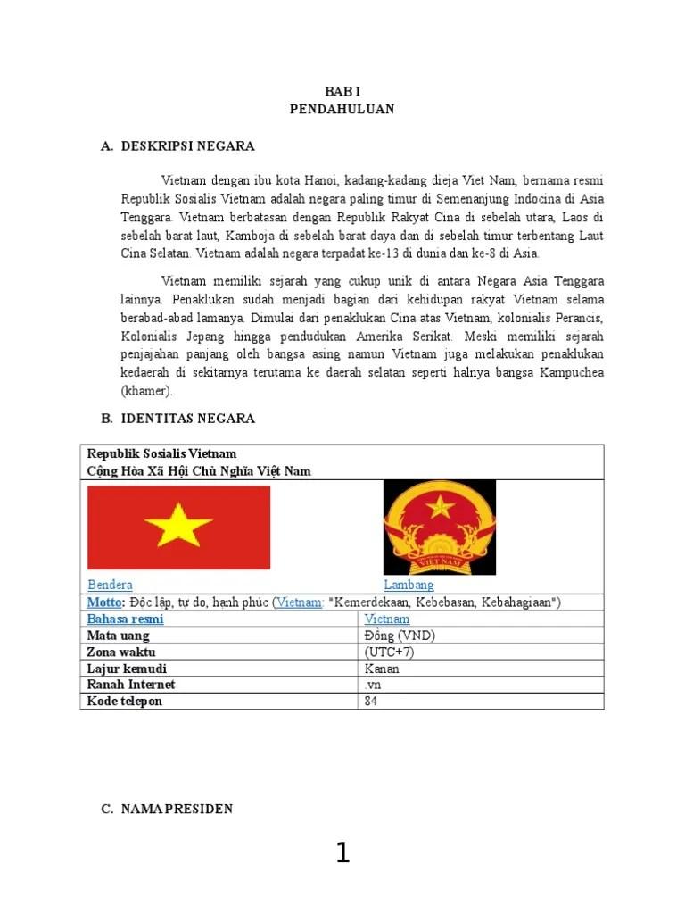 Bendera Dan Lambang Negara Vietnam : bendera, lambang, negara, vietnam, NEGARA, VIETNAM