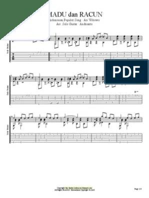 Madu Dan Racun Chord : racun, chord, Racun.pdf