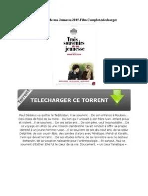 Trois Souvenirs De Ma Jeunesse Torrent : trois, souvenirs, jeunesse, torrent, Trois, Souvenirs, Jeunesse.2015.Film, Torrent