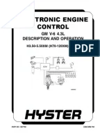 8 Series Electrical Wiring Diagram (Toyota Forklift)