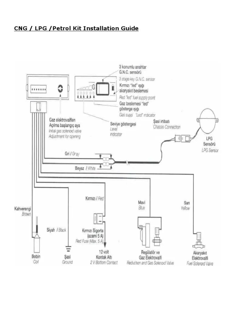 medium resolution of cng lpg petrol kit installation guide car lpg wiring diagram car lpg wiring diagram