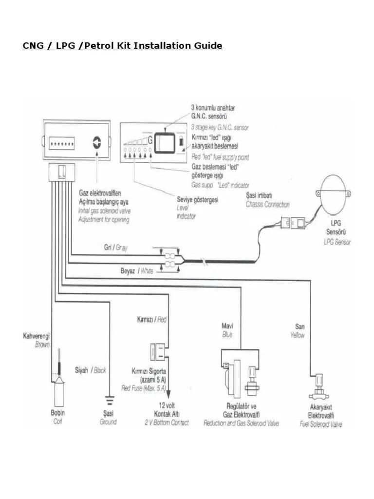 cng lpg petrol kit installation guide brc lpg wiring diagram lpg wiring diagram [ 768 x 1024 Pixel ]