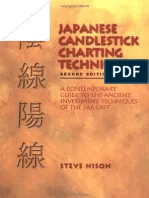 Steve nison japanese candlestick charting techniques also technical rh scribd