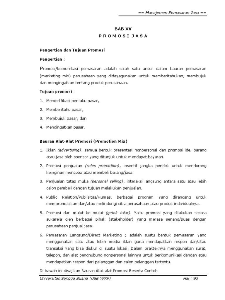 Alat Alat Promosi Penjualan : promosi, penjualan, 15-jadi