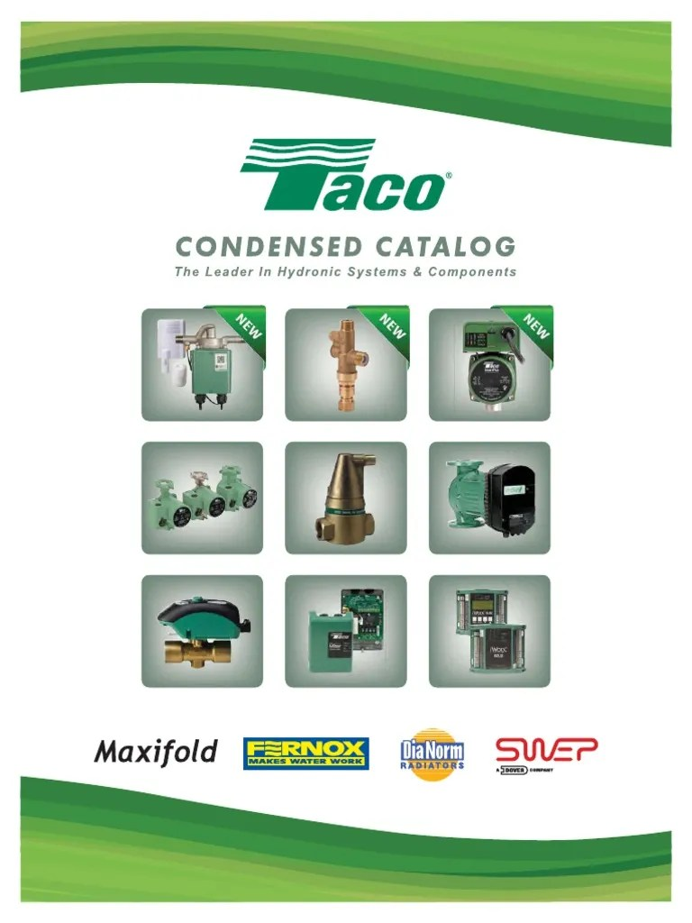 small resolution of taco 571 2 wiring diagram