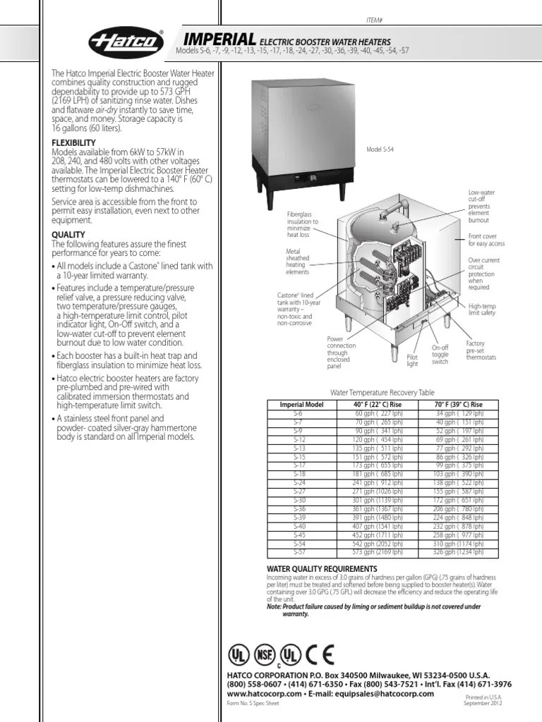 medium resolution of 208 3ph wiring diagram hatco booster best site wiring harness hatco c36 schematic