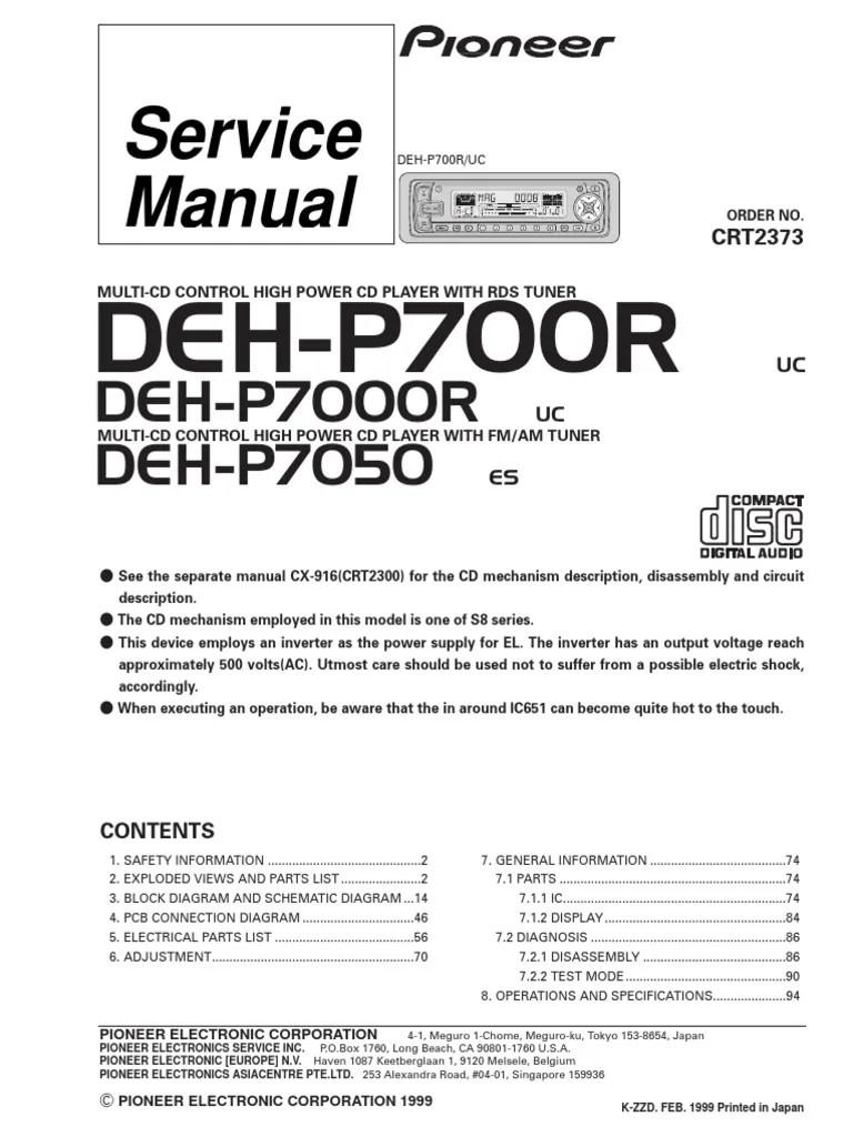 hight resolution of cd player block diagram