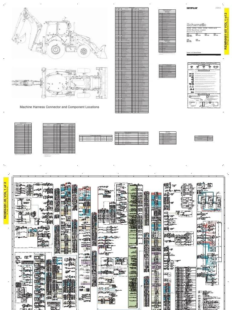 medium resolution of cat 420e wiring diagram wire management wiring diagram cat 420e wiring diagram