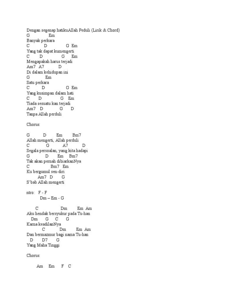 Hati Sebagai Hamba Chord : sebagai, hamba, chord, Chord, Gitar, -Lagu, Rohani