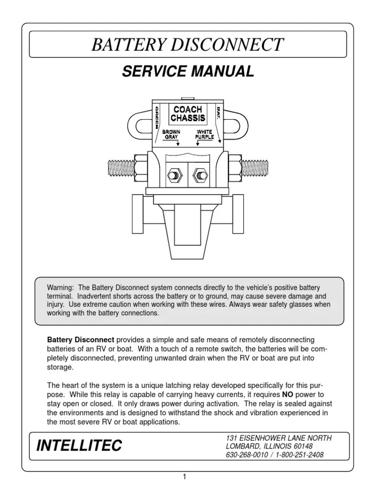 diconnect solenoid how it works 5322019100 relay ignition system [ 768 x 1024 Pixel ]
