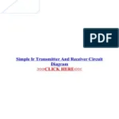 Simple Am Receiver Circuit Diagram 1994 Toyota Pickup Wiring Transmitter Amplifier Electronic Circuits Ir And