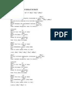Download Lagu Jauh Dimata Namun Dekat Di Hati : download, dimata, namun, dekat, Lirik, Dimata, Namun, Dekat, Sekali