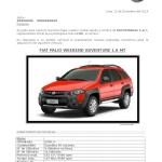 Fiat Palio Adventure Mt Full Cotizador Esfuerzo De Torsion Suspension Vehiculo