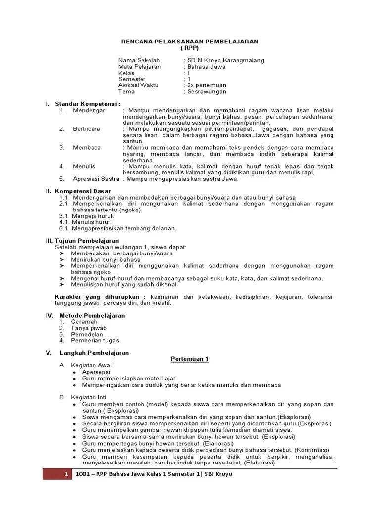 Perangkat Pembelajaran Bahasa Jawa Sd Kurikulum 2013 : perangkat, pembelajaran, bahasa, kurikulum, Bahasa, Kurikulum, IlmuSosial.id