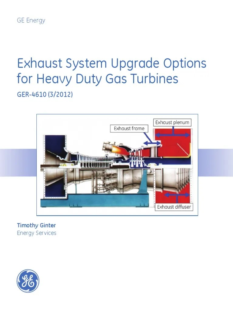 hight resolution of ge 7fa ga turbine diagram