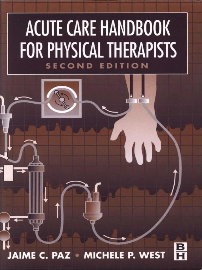 Acute Care Handbook for Physical Therapists- 2nd Edition.pdf | Heart Valve | Ventricle (Heart)