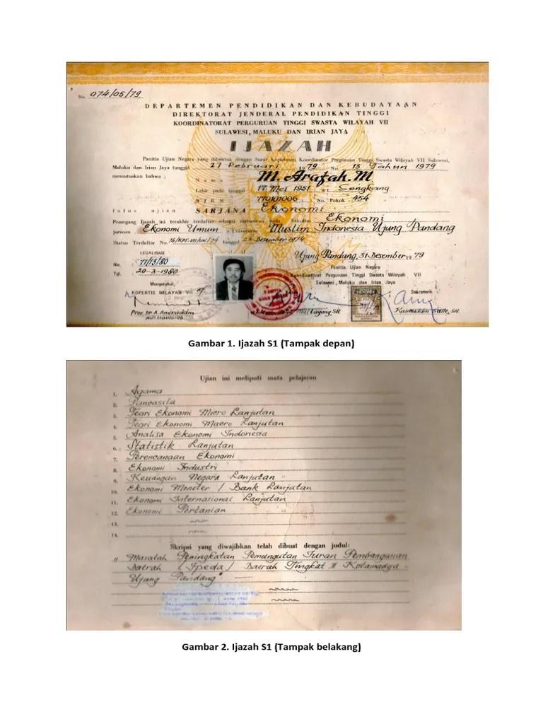 Contoh Ijazah S1 : contoh, ijazah, Arafah, Madjid,, (Universitas, Muhammadiyah, Parepare), (2).pdf