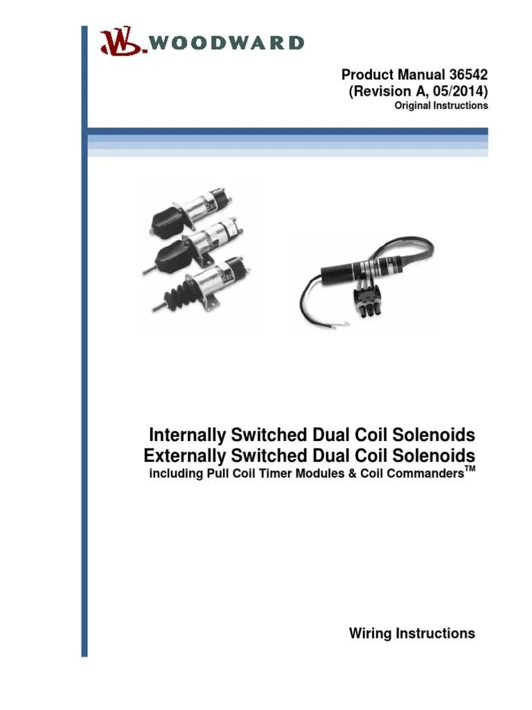 medium resolution of woodward fuel solenoid 12 volt wiring diagram