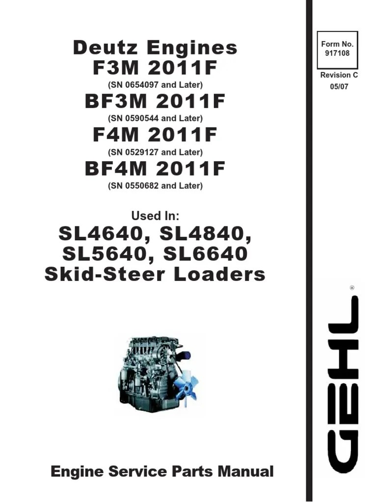Business & Industrial GEHL SL4640 SL4840 SL5640 SL6640