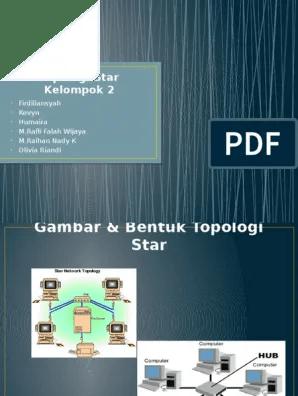Topologi Star : topologi, Topologi