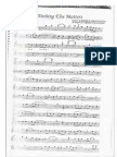 He's a Pirate (cello sheet music)
