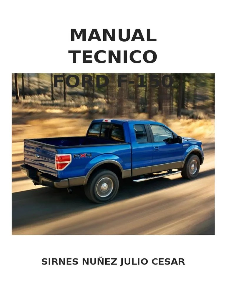 medium resolution of manual tecnico ford f150 sistema antibloqueo de frenos suspensi n veh culo